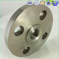 stainless steel BS threaded flange for spinning