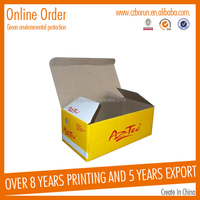Custom Portable Color Printing Products Packaging
