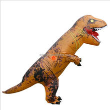 Adult T-Rex Dinosaur Inflatable Costume