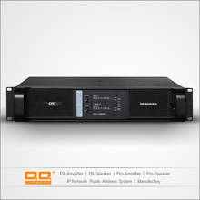 Multi-Channel Switch Professional Ahuja Amplifier FP-14000