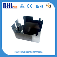 Automotive blister plastic parts abs vacuum forming