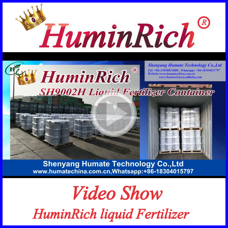 """Huminrich"" High Grade Leonardite Source Humic Acids Bio Organic Liquid Fertilizer"