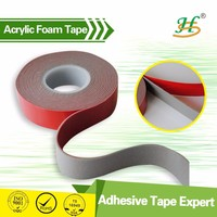 2015 New !!!! Double Coated Acrylic Adhesive Backed Foam Tapes