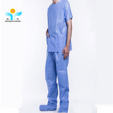 hospital clothing for Cheap Disposable surgical patient pajamas