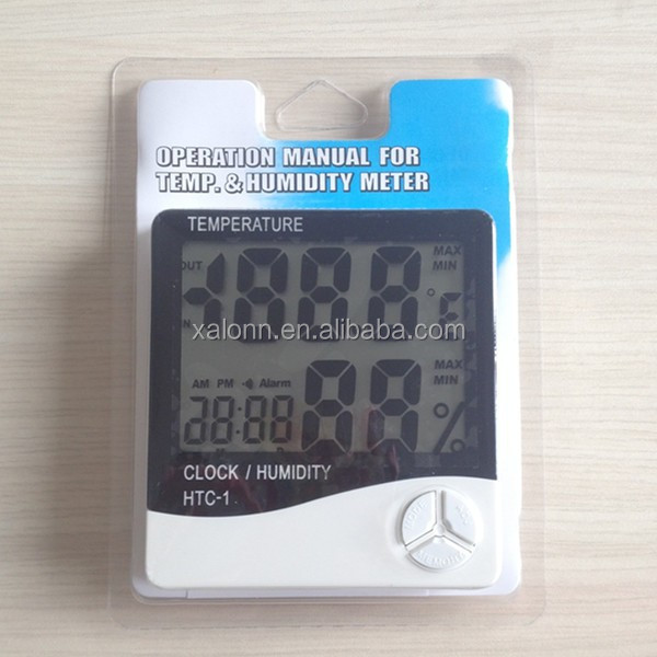 Manufacturer hot sell weather barometer thermometer hygrometer