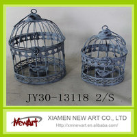 decorative metal bird cage