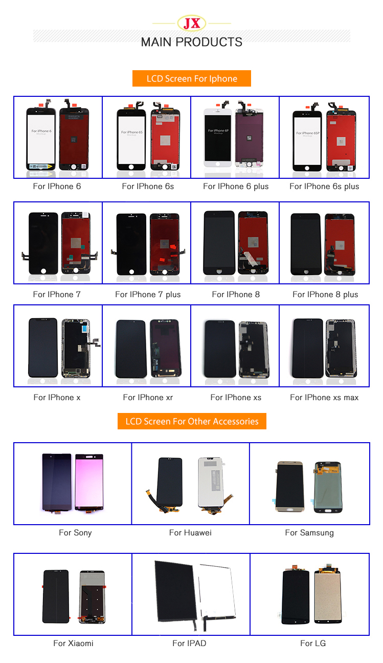 Free ship to order!!! Hot Sale for iphone 6 lcd screen, for lcd iphone 6, for iphone 6 screen with best quality
