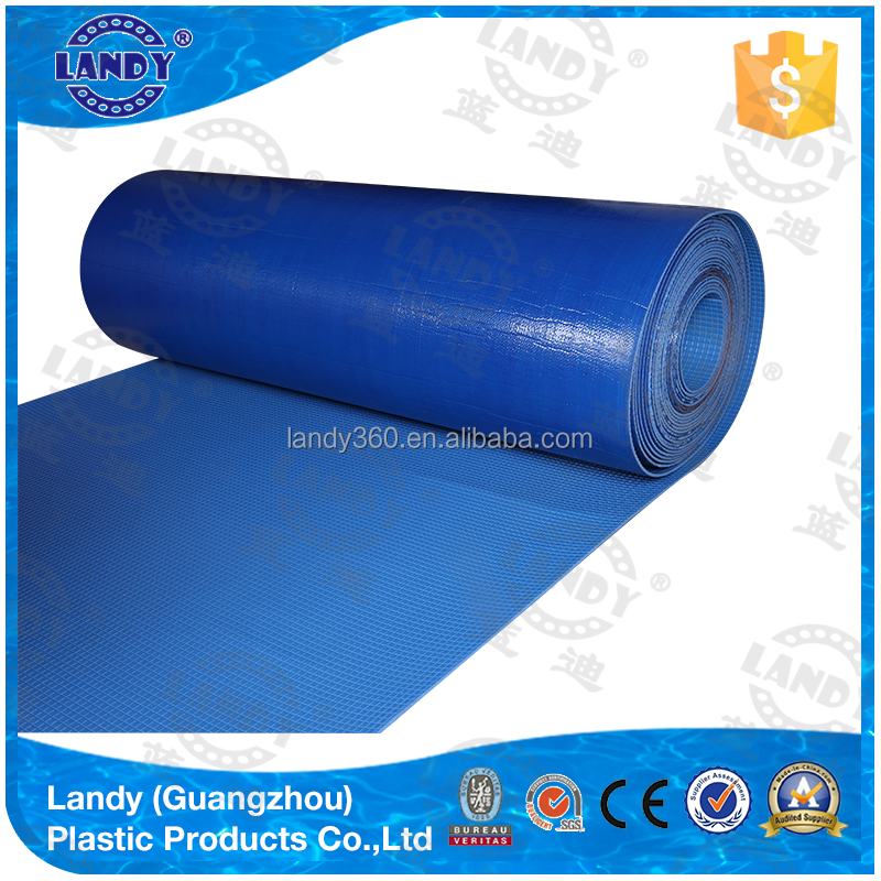 High quality durable plastic swimming pool cover, swimming pool equipment, thermal pool cover tent