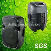 high quality stage audio speakers