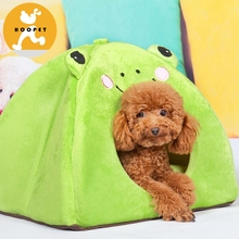 Factory wholesale Hot-sale Pet Bed Custom Dog House Tent