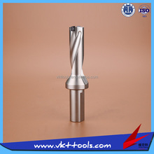 <strong>Hole</strong> Making Tools in Indexable U-drill with Coolant ---- KSS-C25-D25-3D----VKT