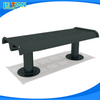 OEM all kinds of cast iron bench frame