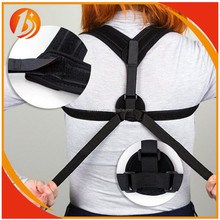 Adjustable Invisible neoprene Back & shoulder clavicle brace Posture Corrector for man and women
