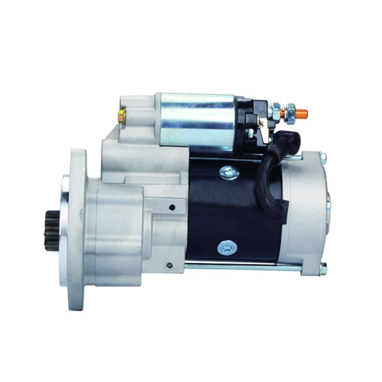 2019 Auto Parts Electrical Systems Car Starter Motor 12V 3KW 9T for 4TNV94 series
