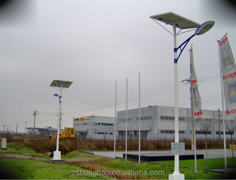 CE ROHS MODULAR 120W LED STREET LIGHT HONGBAO factory