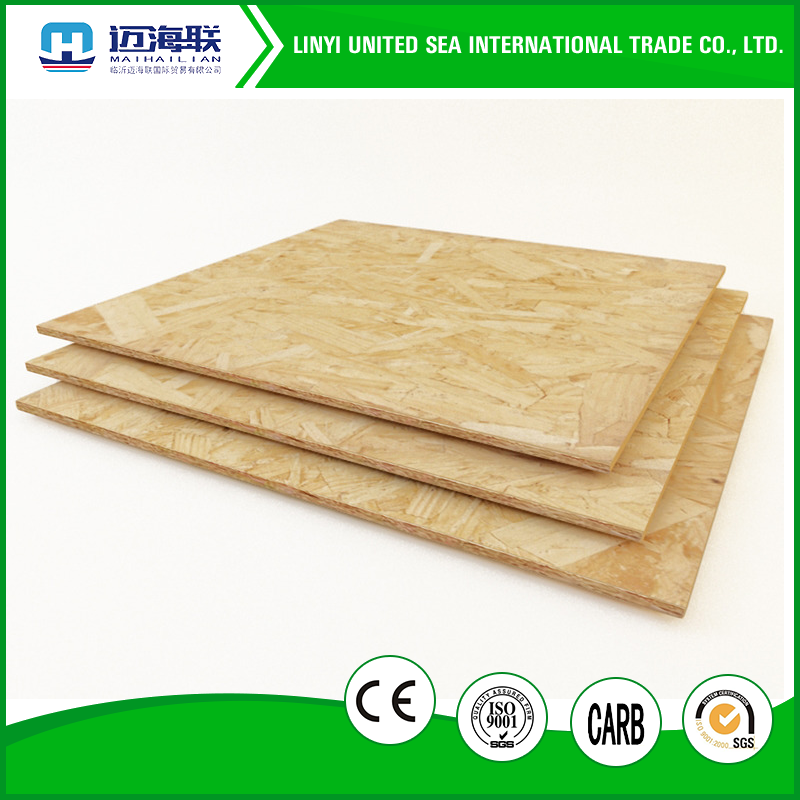 osb plywood/waterproof osb for roof sheathing/osb board