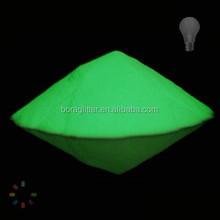 Best quanlity yellow-green luminescent pigment