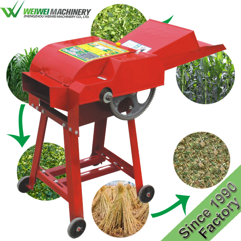 Weiwei machine chaff cutter slicer corn straw cutting blades