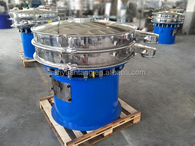 vibrating filter machine