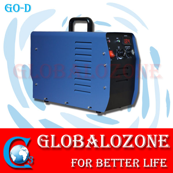 CE certificate portable ozone generator home air purifier 6g with good price