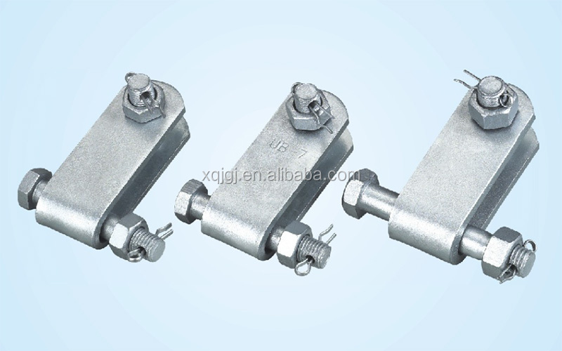 UB Series Galvanized Hanging Clevis/Hung Clevis/Overhead Electric Power Fitting