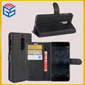 hot sale pu leather flip cover case for nokia 5 ta-1053