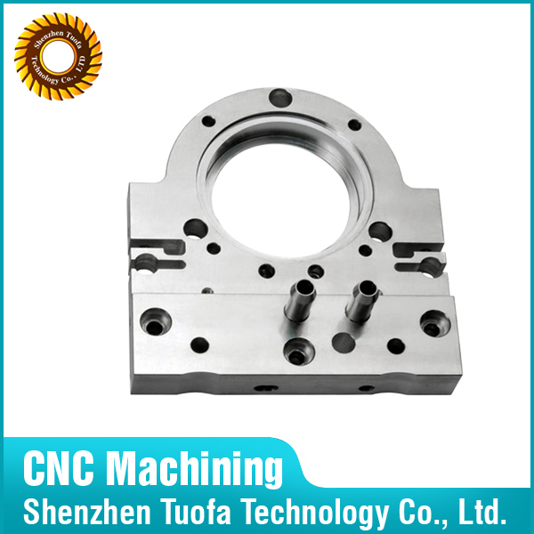 Non standard steel machining production cnc machine milling <strong>parts</strong>