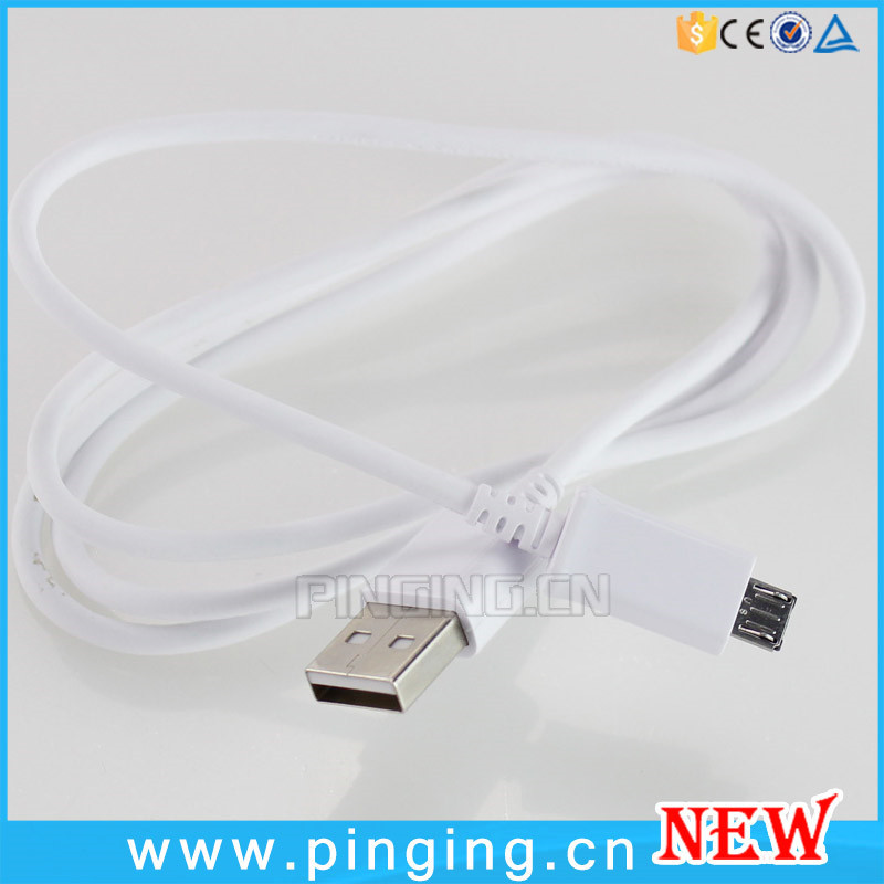 2016 Wholesale Portable Micro USB Cable For iPhone Samsung Charger Data Cable