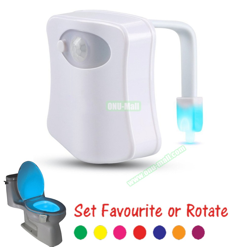 CE RoHS Certified <strong>Sensor</strong> Motion Activated LED Toilet Night Light,Toilet Bowl Light