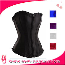 Dropship Plus Size 6xl Corset Costumes Black Slimming Corset