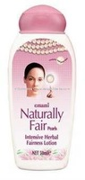 Naturally Fair Pearls Herbal Fairness Lotion