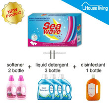 Guangdong oem brand names washing soap tablets laundry detergent paper sheets