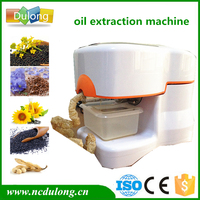 New design home use small flax seed cold oil press machine