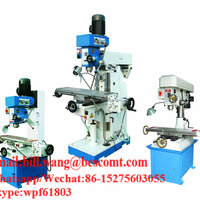 High Quality Cheap Bridgeport Style Mills