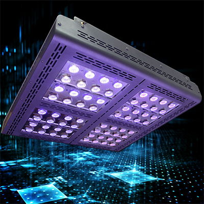 ETL Listed MarsHydro MarsPro II Epistar 320 LED Grow Light COB High Intensity Greenhouse/Hydroponic Indoor plant LED Grow Lights