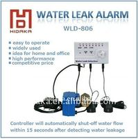 Electronic Water Leak Alarm WLD-806 home security alarm 2015 water leak detection equipment