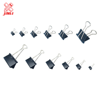High quality iron material strong durable binder hot sales custom personalized hanging metal clips