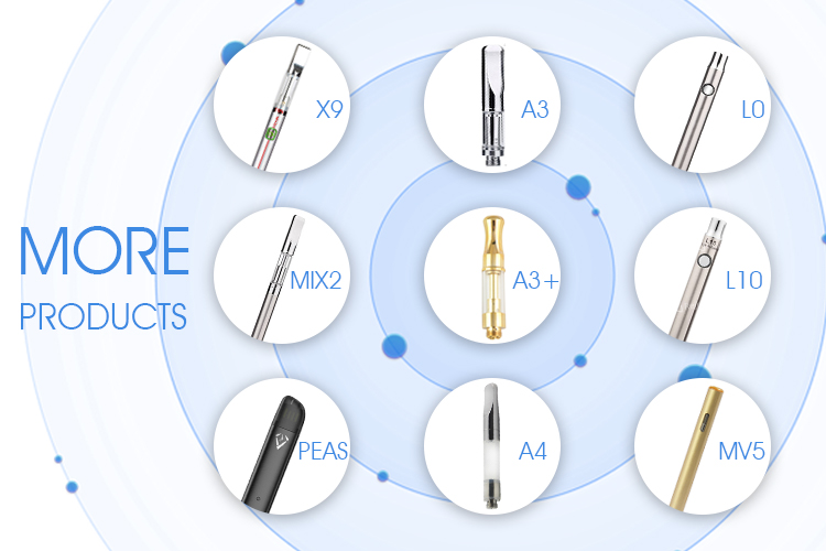 2018 new wholesale mod A3 cbd magnetic vape pen cartridge
