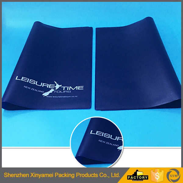 custom good quality clear vinyl pvc zipper pouch for packaging pvc bag with handle