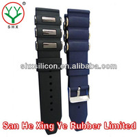 Professional manufacture silicone strap for watch/alibaba new products for 2013 fahion strap silicone quartz silicone watch