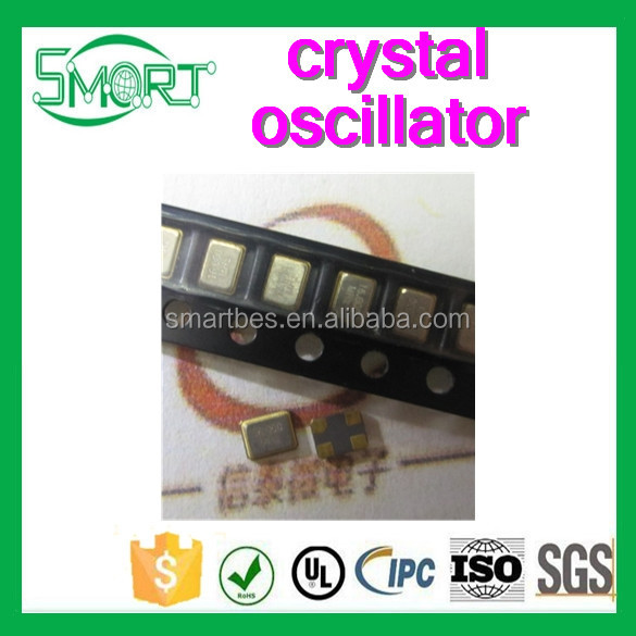 Smart Bes 27.000MHZ Passive crystal oscillator 3225 27MHZ 4pin 3.2*2.5mm and pcb crystal oscillator