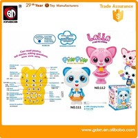 Educational baby toys for kids , Little LALLA learning machine with EN70,7P,EN60825,EN62115