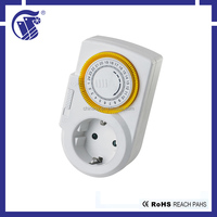 Multi-countries styles 220-240V AC analog timer