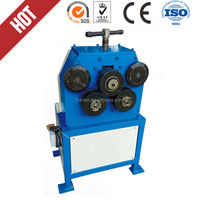 Series Profile tube 3 roller pipe bending machine/iron steel rolling machine made in china