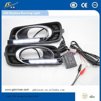 water proof flexible led drl/ led City daytime running light for Honda (2012-2015) daytime running light