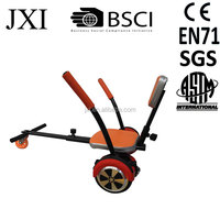 Cheap China two wheel electric scooter motor hoverkart frame