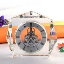 Factory directly supply European style digital crstal clock