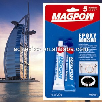 Good quality epoxy transparent glue