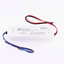 Meanwell LPV-100-12 100w 12v 8.4A IP67 LED Driver AC DC Waterproof Switch Mode Power Supply
