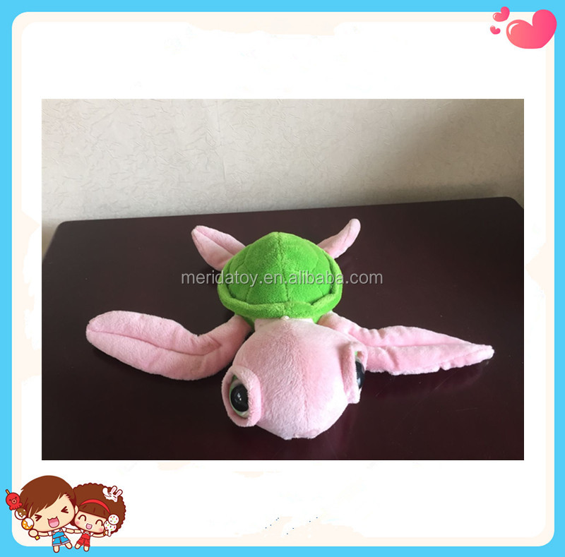 Wholesale High Quality Custom Sea Animal Stuffed Plush Soft Turtle Shaped Toys For Kids